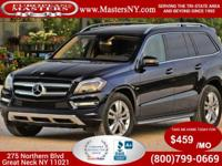 This Fantastic 2015 Mercedes-Benz GL 450 4Matic