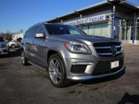 Come check out our GL63 SUV!  This beautiful car comes