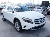 Low Mile, One Owner, 2015 Mercedes-Benz GLA250 AWD,