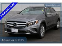 2015 Mercedes-Benz GLA GLA 250 Gray New Price! CARFAX