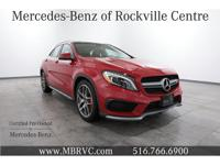 Only 4,634 Miles! This Mercedes-Benz GLA-Class has a