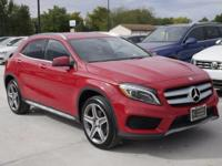 2015 Mercedes Benz Certified GLA250 Come on in and have
