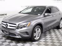 NICE 1 OWNER 2015 GLA250 4MATIC. GRAY WITH BLACK MB