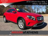 Look at this 2015 Mercedes-Benz GLA-Class GLA 250. Its