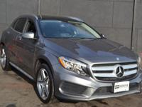This 2015 Mercedes-Benz GLA 4dr 4MATIC 4dr GLA 250