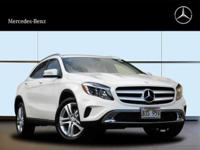 Mercedes-Benz Of Honolulu is excited to offer this 2015