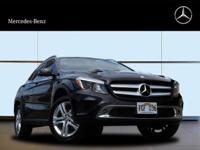 Check out this gently-used 2015 Mercedes-Benz GLA-Class