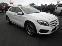 only 17K miles!!..GLA 250 4MATIC: AWD-1 OWNER-LOCAL