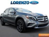 Options:  2015 Mercedes Gla-Class Premium Awd Gray/ V4