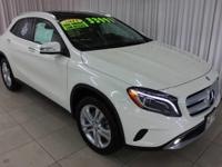 This 2015 Mercedes-Benz GLA-Class GLA250 is proudly