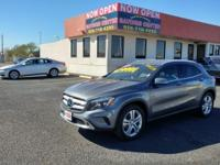 This 2015 Mercedes-Benz GLA-Class GLA250 is offered to