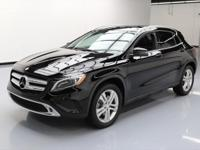 2015 Mercedes-Benz GLA-Class with 2.0L Turbocharged I4