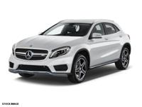 This WHITE 2015 Mercedes-Benz GLA GLA45 AMG might be