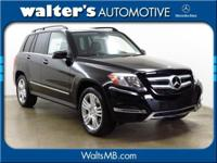 The 2015 Mercedes-Benz GLK-Class features refined