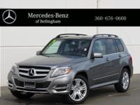ONE OWNER * LEASED NEW AND SERVICED AT MERCEDES BENZ OF