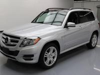 This awesome 2015 Mercedes-Benz GLK-Class 4x4 comes