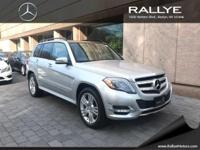 This Mercedes-Benz GLK-Class has a dependable Premium