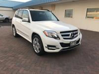 This 2015 Mercedes-Benz GLK-Class GLK 350 is offered to