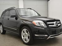 ONLY 41,701 Miles! GLK 350 trim, Black exterior and