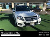 Mercedes-Benz Of Maui is excited to offer this 2015