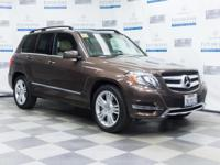 This 2015 Mercedes-Benz GLK-Class GLK350 is proudly