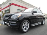 2015 Mercedes-Benz M-Class ML350 Black 4MATIC  **NEW
