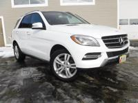 Get the BIG DEAL on this amazing 2015 Mercedes-Benz ML