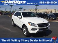 Options:  2015 Mercedes Ml350 4Dr Ml350
