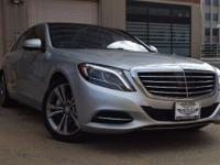 This Mercedes Benz S-Class S550 4MATIC is ready and