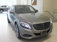 PRE PROCESSED PREVIEW!  2015 Mercedes-Benz, S-Class S