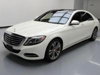 2015 Mercedes-Benz S-Class with Premium 1 Package,4.6L