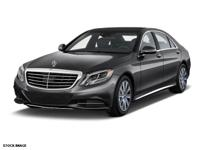 CARFAX One-Owner. Clean CARFAX. 2015 Mercedes-Benz