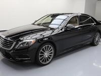 2015 Mercedes-Benz S-Class with Sport Package,Premium 1