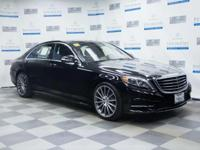 This 2015 Mercedes-Benz S-Class S 550 is offered to you