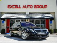 Introducing the 2015 Mercedes Benz S550 Sedan. Have you
