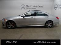 Get yourself in here! Real Winner! 2015 Mercedes-Benz