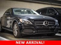 Recent Arrival! 2015 Mercedes-Benz C-Class. This