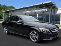 CARFAX One-Owner. Certified. Black 2015 Mercedes-Benz