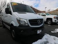 2015 Mercedes-Benz Sprinter 2500 Cargo 144 WB BlueTEC