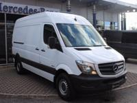 HIGH ROOF, CARGO PARTITION, POWER / HEATED MIRRORS,
