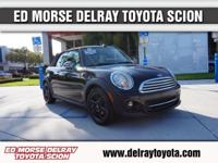 Check out this gently-used 2015 MINI Cooper Convertible