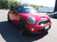 2015 MINI Cooper S Convertible!  Clean One Owner Carfax