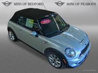 CARFAX 1-Owner, MINI Certified, ONLY 15,872 Miles! EPA