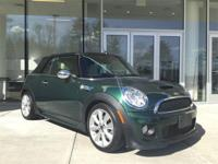 Super-low mileage, super-cool, loaded 2015 MINI Cooper