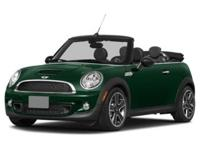 MINI Certified, CARFAX 1-Owner, GREAT MILES 26,078!