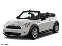 Options:  2015 Mini Cooper 2Dr S|4 Cylinder