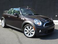 **2015 MINI COOPER S**CONVERTIBLE**MINI CERTIFIED