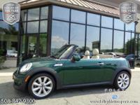 1-OWNER... LOW Miles... SPOTLESS!! 2015 MINI Cooper S