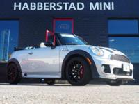 Absolutely stunning, this 2015 MINI Cooper Convertible