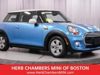 MINI Certified, CARFAX 1-Owner, GREAT MILES 16,823!